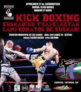 CAMPEONATOS DE EUSKADI DE KICK-BOXING 2013 (1)