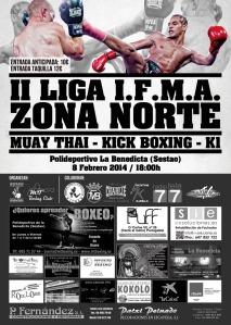 II Liga IFMA Zona Norte 01.2014 sestao