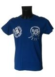 camiseta azul delantera