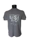 camiseta gris trasera