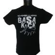 camiseta negra trasera